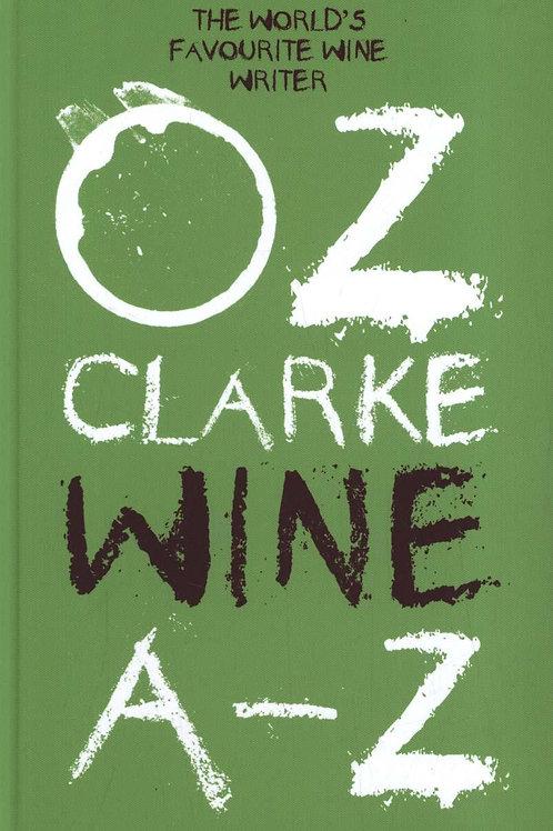 Oz Clarke A Z Wine Oz Clarke