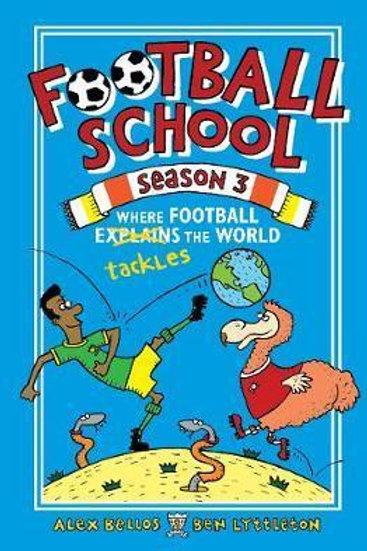 Football School Season 3 Where Football Alex Bellos