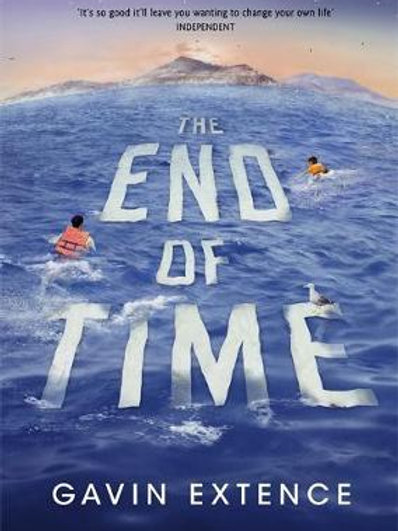 End of Time: The most captivating book you'll read this summer Gavin Extence