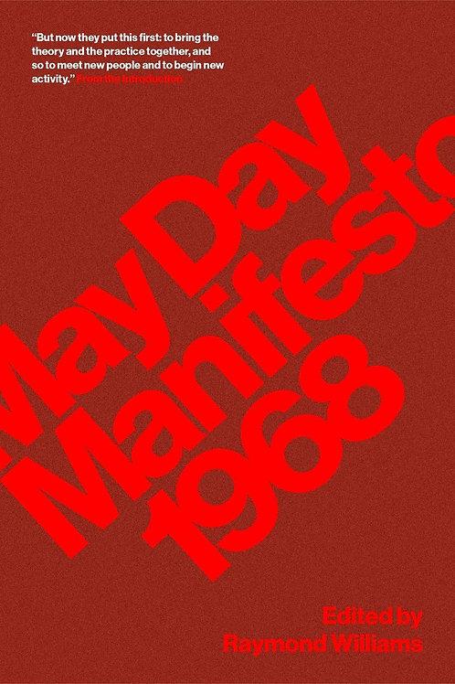 May Day Manifesto 1968 Raymond Williams
