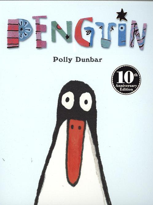 Penguin 10th Anniversary edition Polly Dunbar