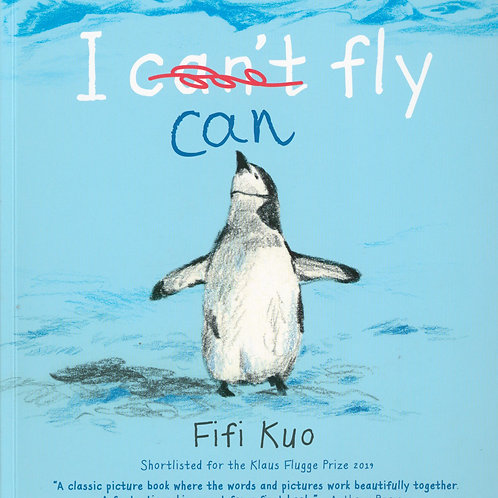 I Can Fly Fifi Kuo