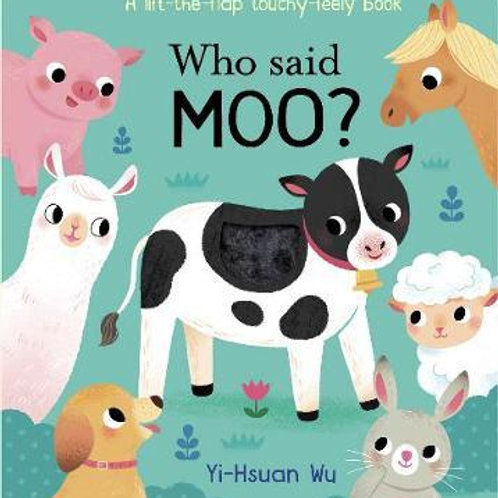 Who Said Moo?  N\A