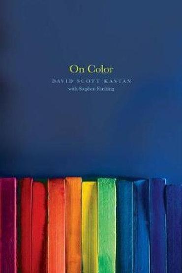 On Color David Kastan