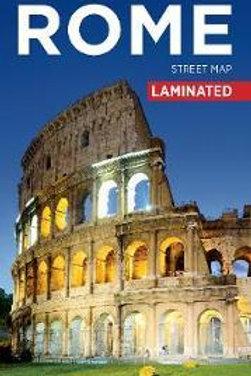 Rome�Citymap�Laminated  ,