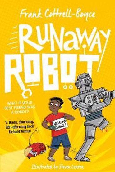 Runaway Robot Boyce Frank Cottrell