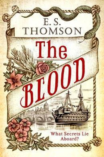 Blood: A gripping and darkly atmospheric thriller E S Thomson