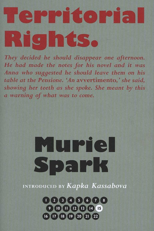 Territorial Rights Centenary Edition Muriel Spark