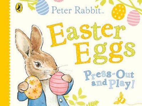 Peter Rabbit Easter Eggs Press Out and Play Beatrix Potter