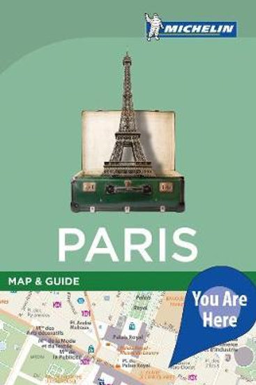 You Are Here Guide Paris  ,