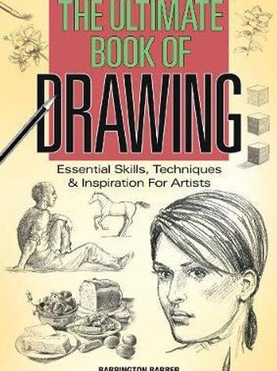 Ultimate Book of Drawing Barrington Barber