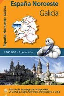 Galicia REGIONAL Map 571  ,