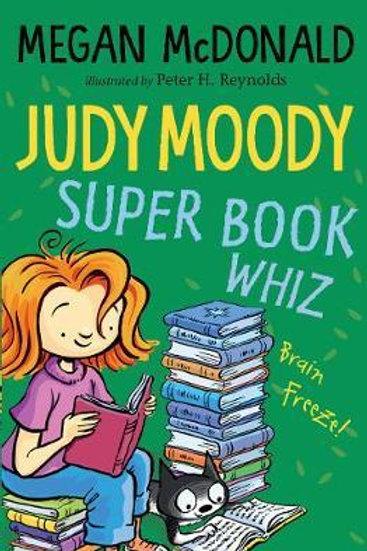 Judy Moody, Super Book Whiz Megan McDonald