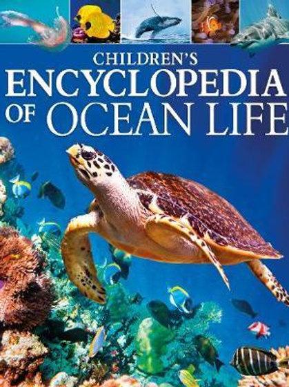 Children's Encyclopedia of Ocean Life Claudia Martin