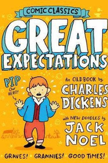 Comic Classics: Great Expectations Jack Noel
