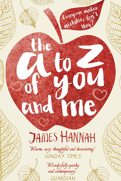 A to Z of You and Me James Hannah