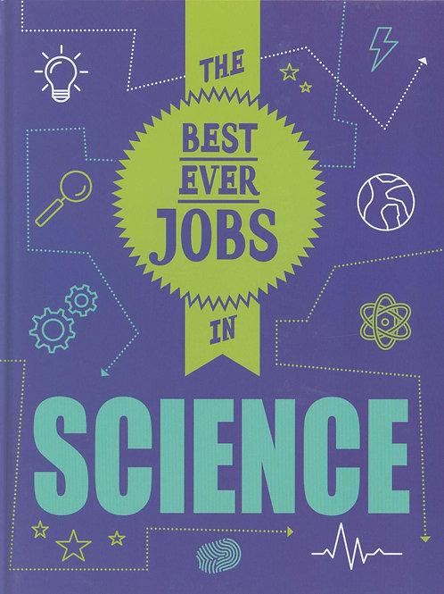 Best Ever Jobs In: Science Paul Mason