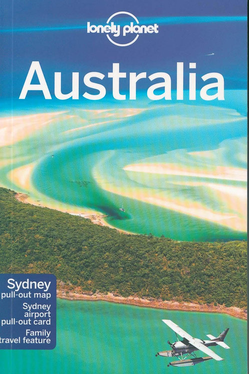 Lonely Planet Australia Planet Lonely