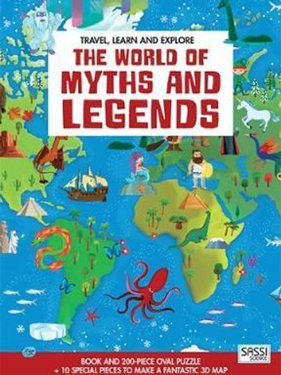 World Of Myths & Legends Gaule Matteo