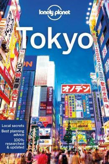 Lonely Planet Tokyo Planet Lonely