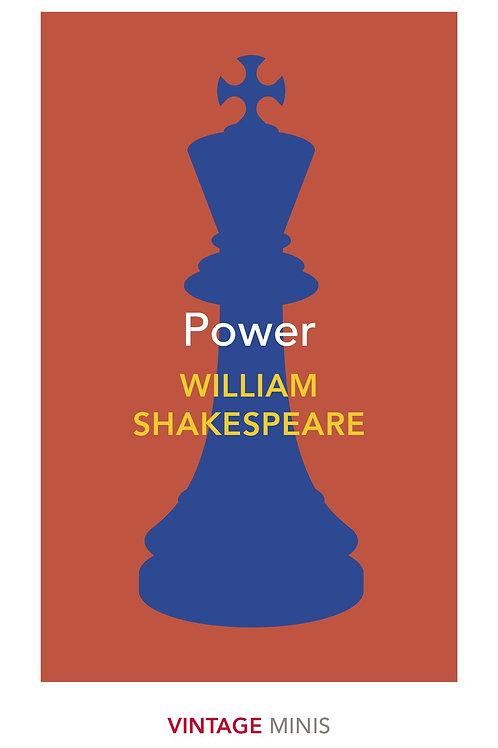 Power: Vintage Minis William Shakespeare