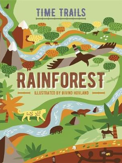 Time Trails:Rainforest Hunt, Liz Rob Gogerly