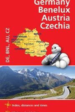 Germany Benelux Austria Czech Republic  Michelin
