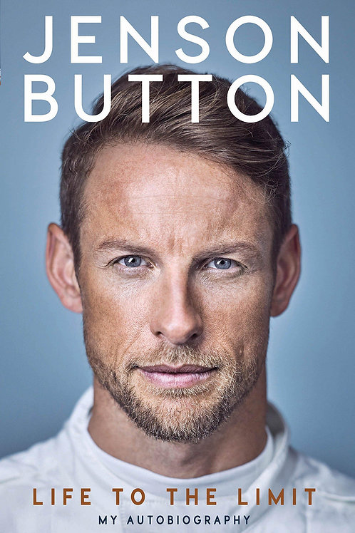 Jenson Button Life to the Limit Autobiog Jenson Button