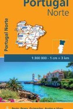 Portugal Norte REGIONAL Map 591  ,