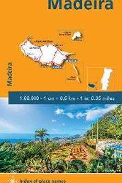 Madeira - Michelin Regional Map 594  N\A