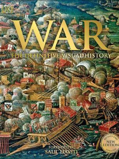 War: The Definitive Visual History  N\A