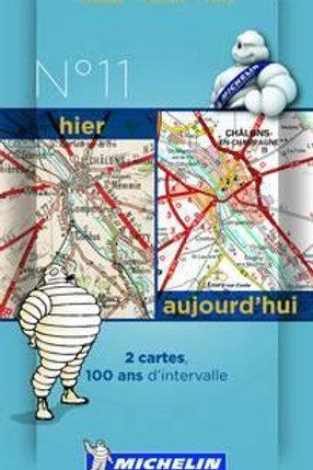Paris - Chalons Centenary Maps  N\A