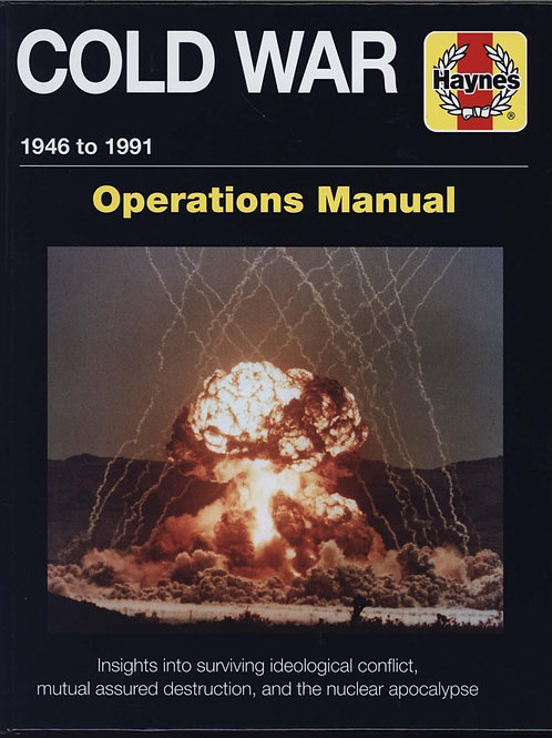 Cold War Operations Manual Pat Ware