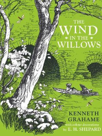 Wind In The Willows With Original Illus Kenneth Grahame
