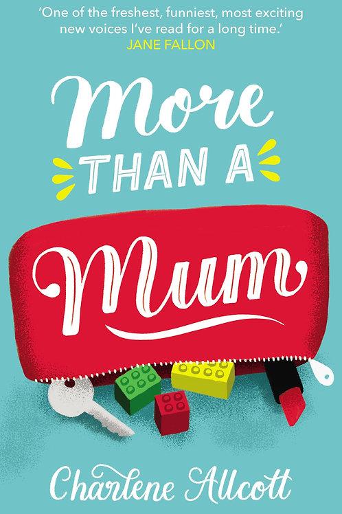 More Than a Mum Charlene Allcott