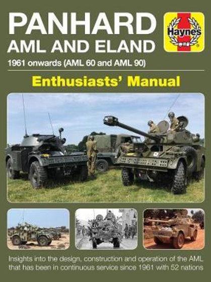Panhard Aml/Eland Armoured Car Manual Simon Dunstan