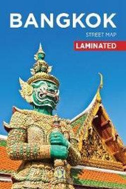 BANGKOK - Michelin City Map 9221: Laminated City Plan  N\A