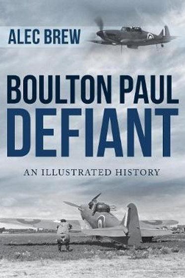Boulton Paul Defiant Alec Brew