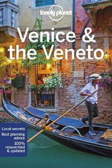 Lonely Planet Venice & The Veneto 11 Planet Lonely
