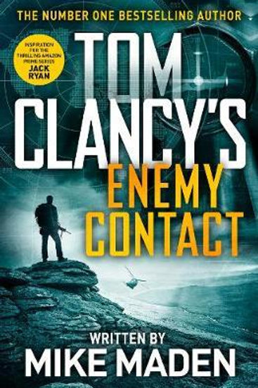 Tom Clancy's Enemy Contact Mike Maden