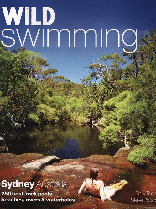 Wild Swimming Sydney Australia Sally Tertini
