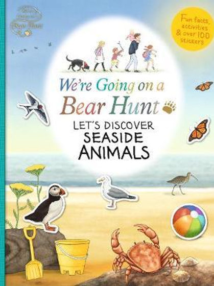 We're Going on a Bear Hunt: Let's Discover Seaside Animals  Various