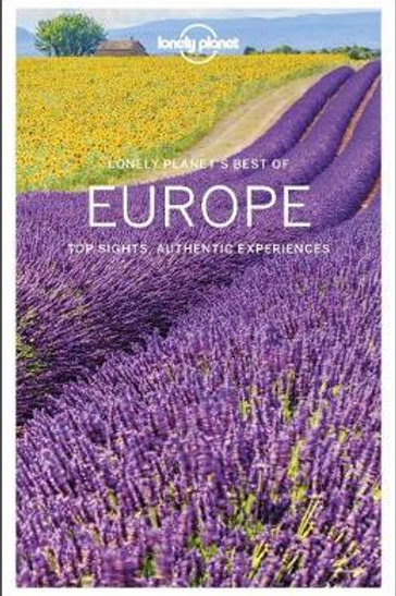 Lonely Planet Best of Europe Planet Lonely