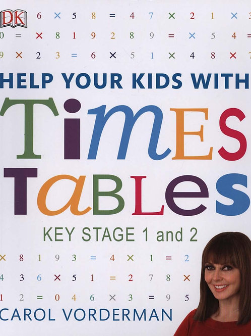 Help Your Kids With Times Tables  ,