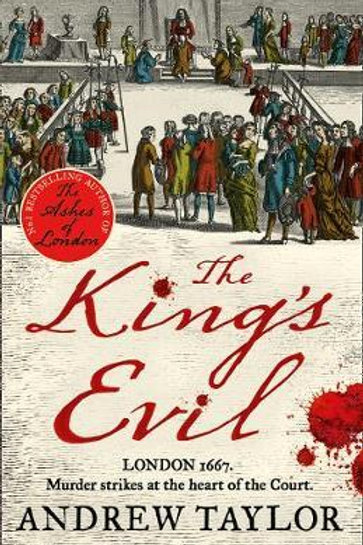 King's Evil Andrew Taylor