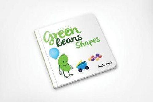 Green Beans Shapes Anita Frost