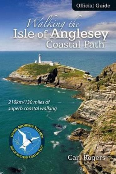 Walk Isle Anglesey Coastal Path Off Gde Carl Rogers