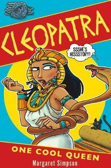 Cleopatra: One Cool Queen Margaret Simpson