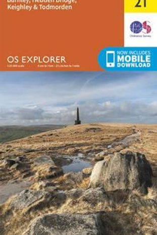 EXP OL21 South Pennines  ,