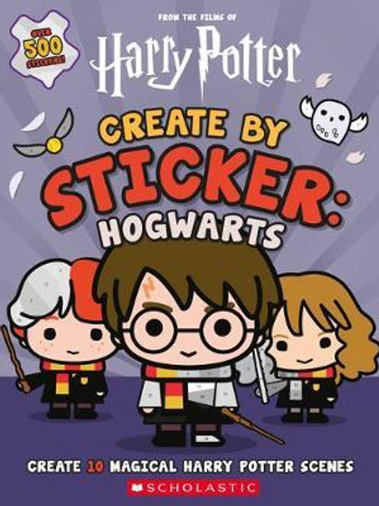 From the Films of Harry Potter Sticker Cala Spinner